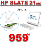 HP SLATE 21AIO